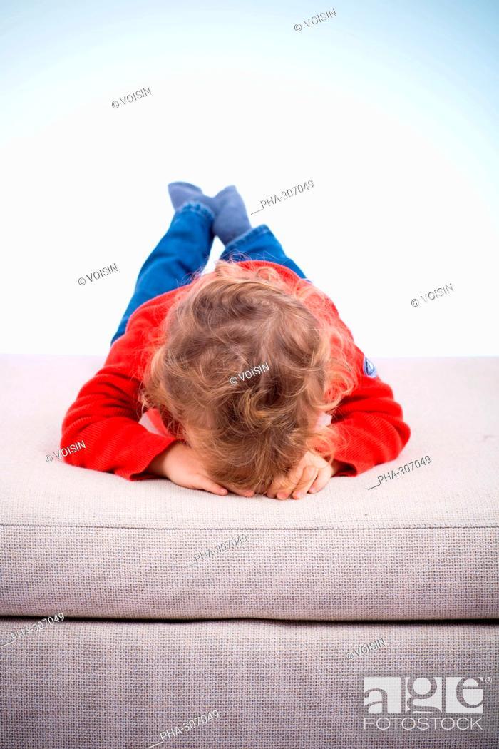 Imagen: 2 year-old boy.