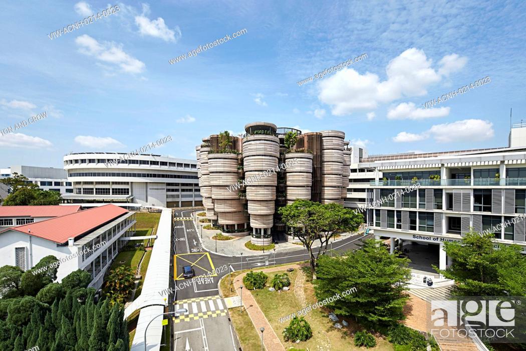 The Learning Hub at Nanyang Technological University (NTU
