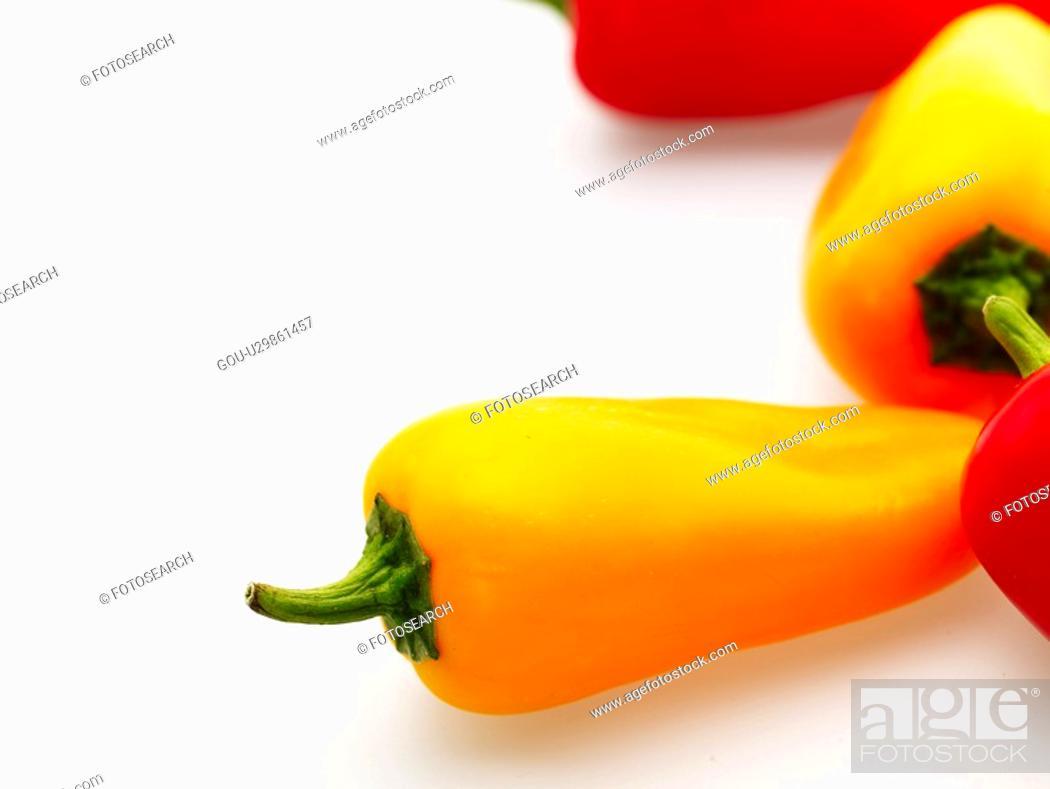 Stock Photo: vegetables, food, ingredient, food material, cuisine, greens, paprika.