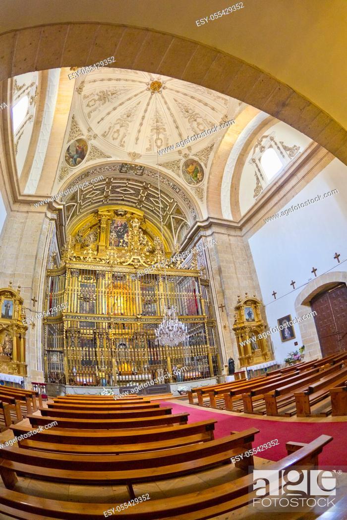 Imagen: Sanctuary of Nuestra Señora de la Fuencisla, 17th Century, Segovia, UNESCO World Heritage Site, Castilla y León, Spain, Europe.