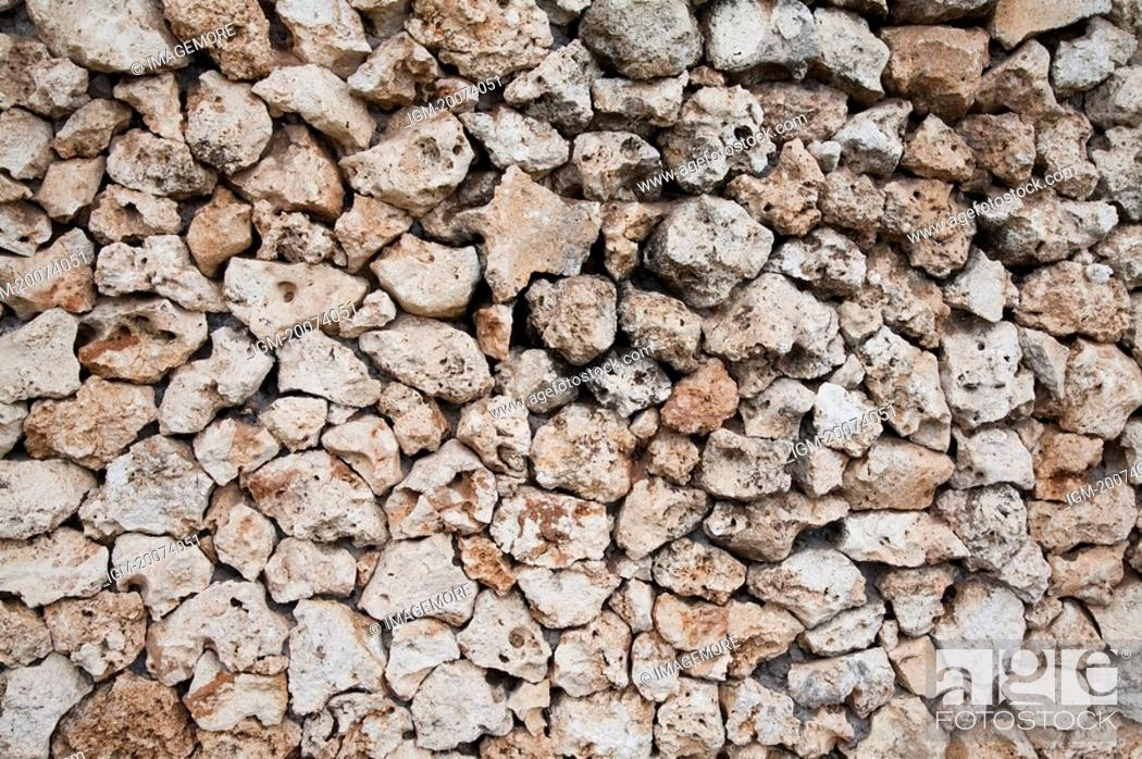Stock Photo: Rock Face, Wall.
