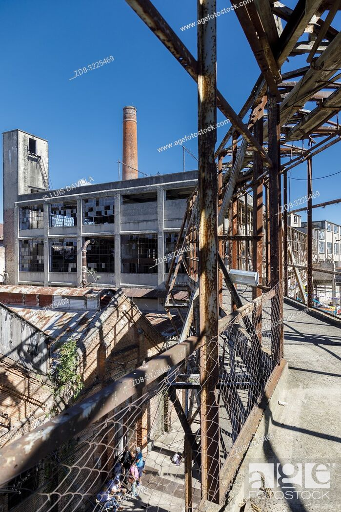 Imagen: Liebig Extract of Meat Company old anglo plant. fray bentos, Uruguay.