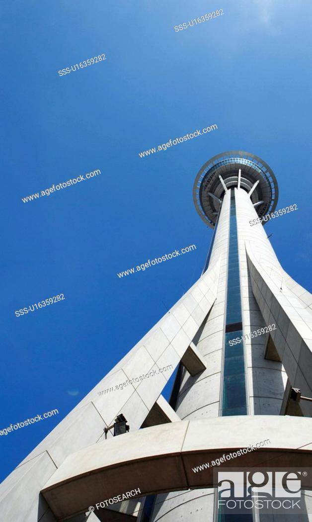 Stock Photo: Macau Tower.