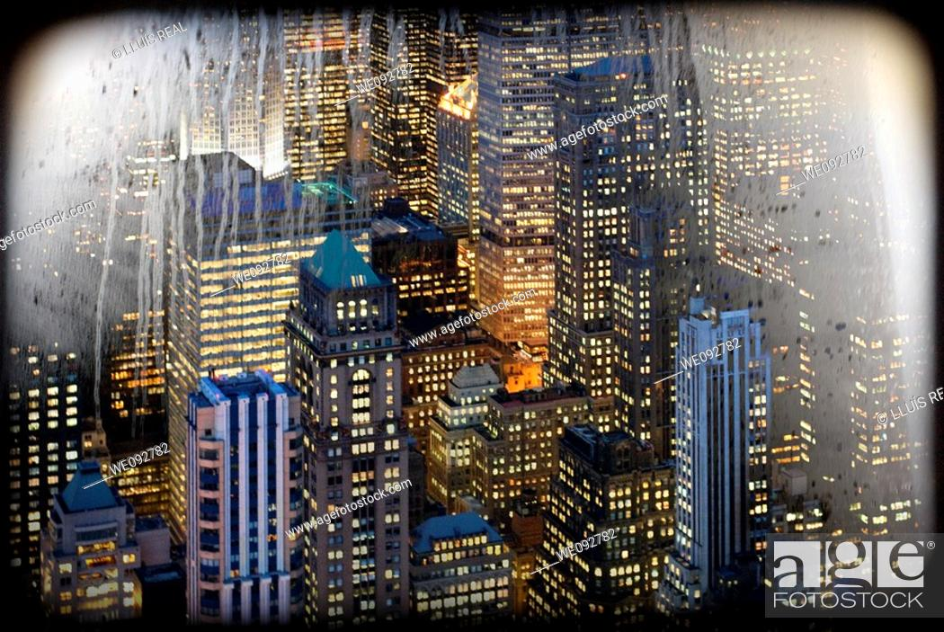 Stock Photo: Cityscape.