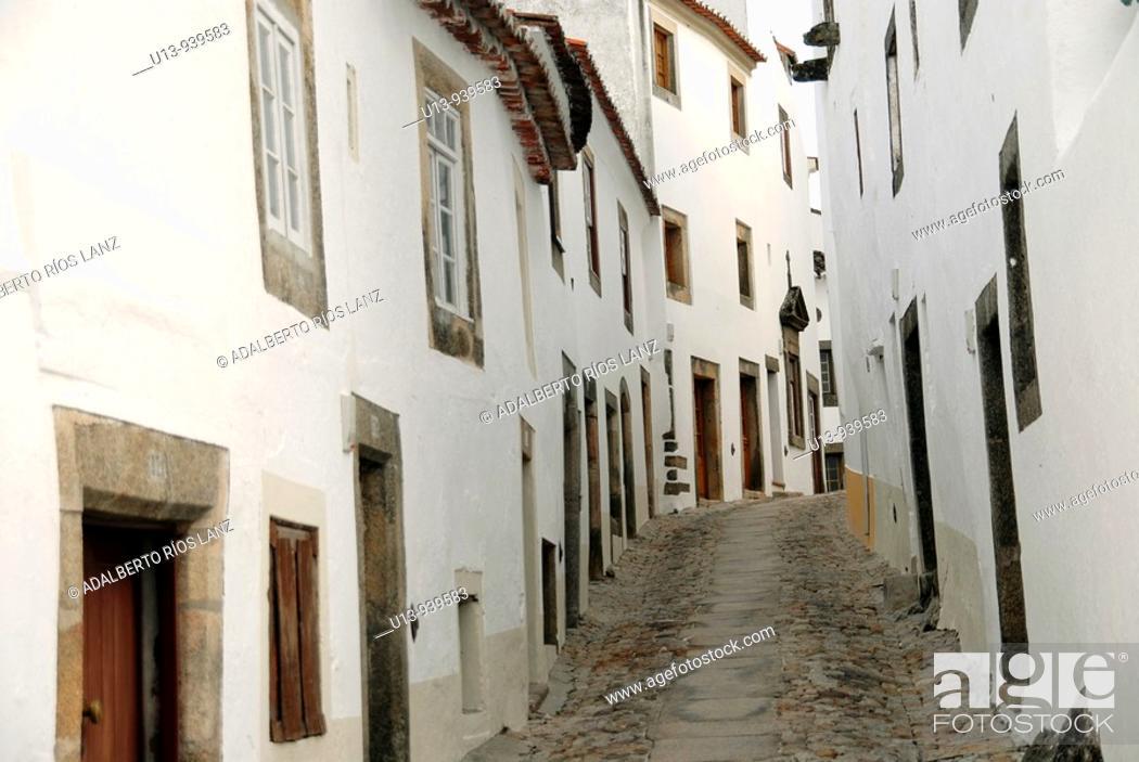 Stock Photo: Marvao, Portugal.