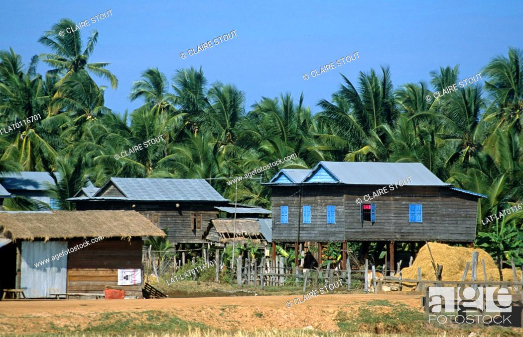 Oddar Meanchey is a rural province of Cambodia,with small