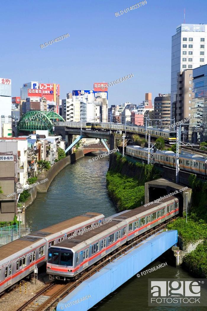 Stock Photo: Ochanomizu.