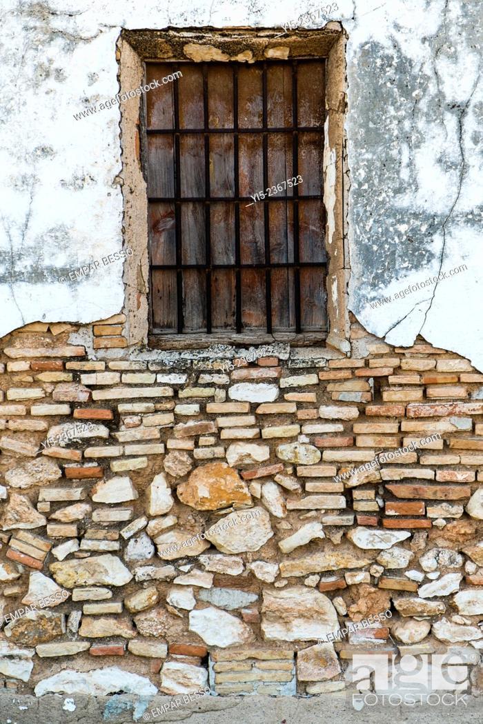Imagen: Alqueria, old farmstead. Valencia. Spain.