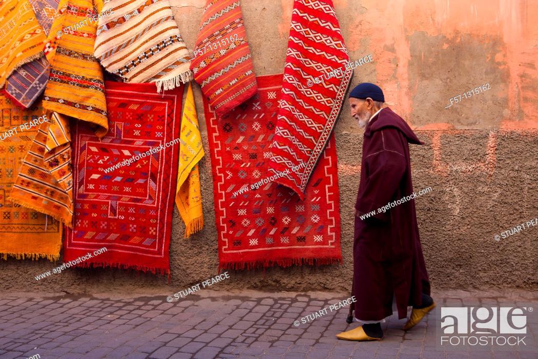 Stock Photo: Marrakech, Morocco.