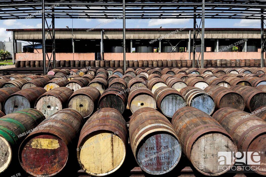 Cuba Mayabeque Province San Jose Del Las Lajas Havana Club Rum