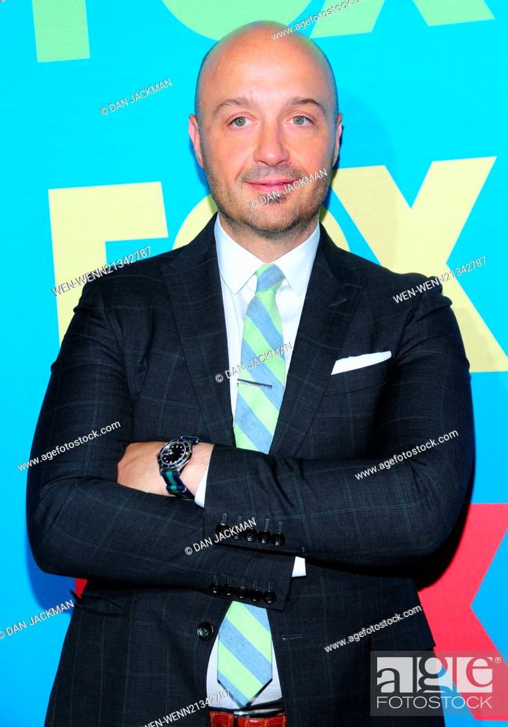 Imagen: 2014 NBC Upfront Presentation at The Jacob K. Javits Convention Center - Arrivals Featuring: Joe Bastianich Where: New York.