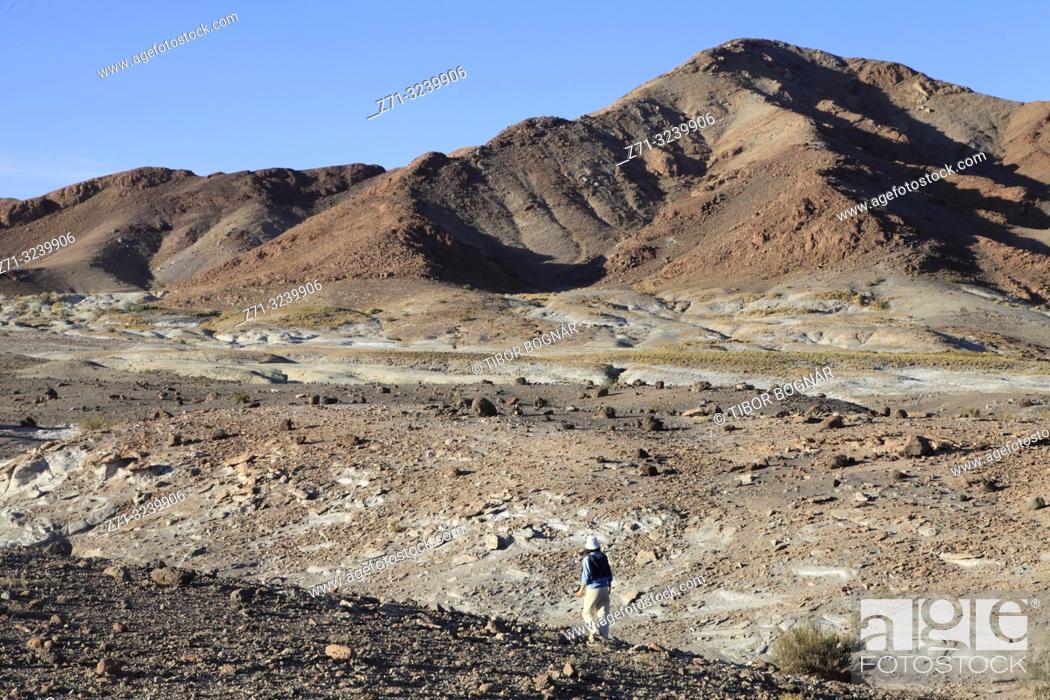 Photo de stock: Chile, Antofagasta Region, Atacama Desert,.