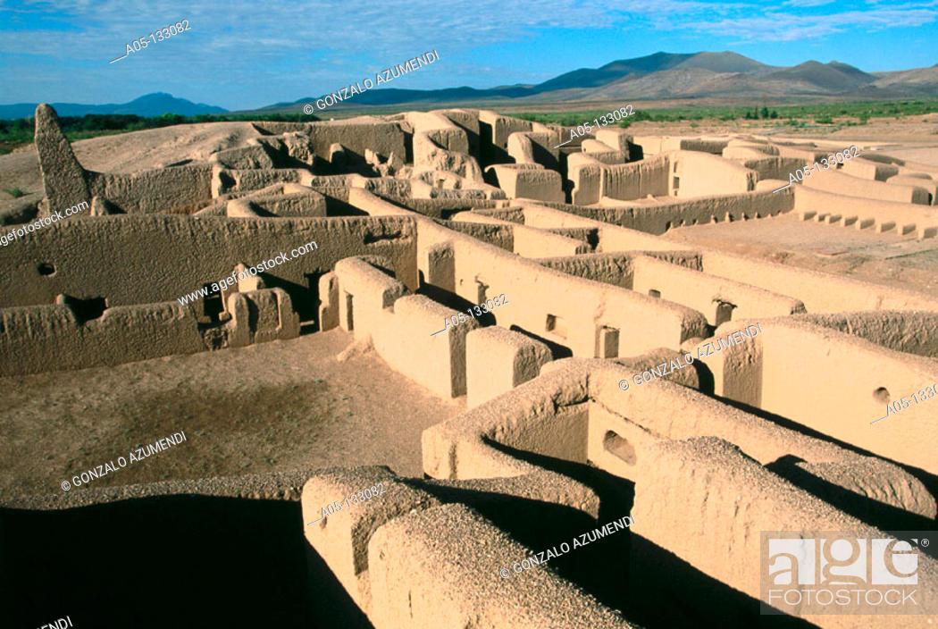 Stock Photo: Paquimé. Casas Grandes. Mexico.