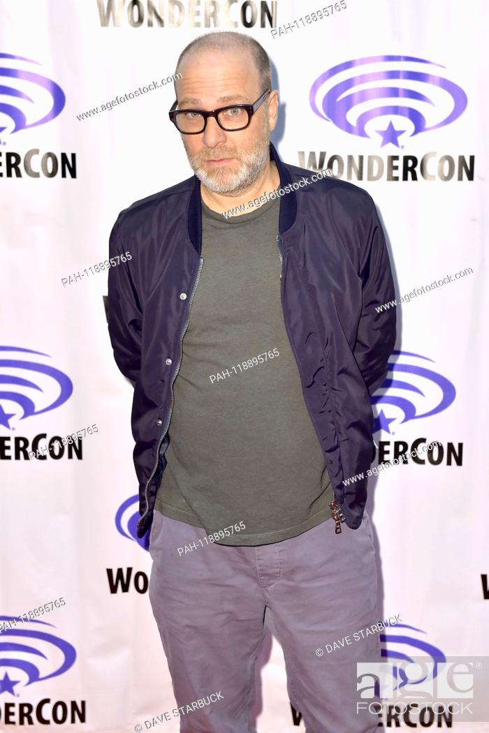 Imagen: H. Jon Benjamin at the Photocall for the FX animation series 'Archer' at WonderCon 2019 at the Anaheim Convention Center. Anaheim, 31.03.