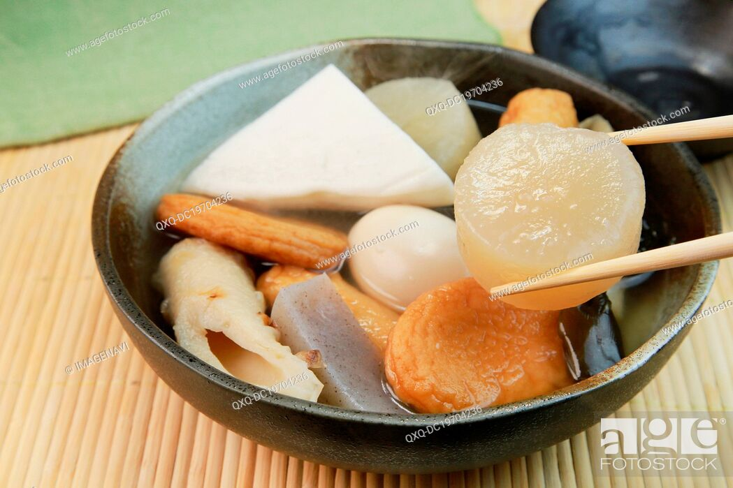 Stock Photo: Oden.