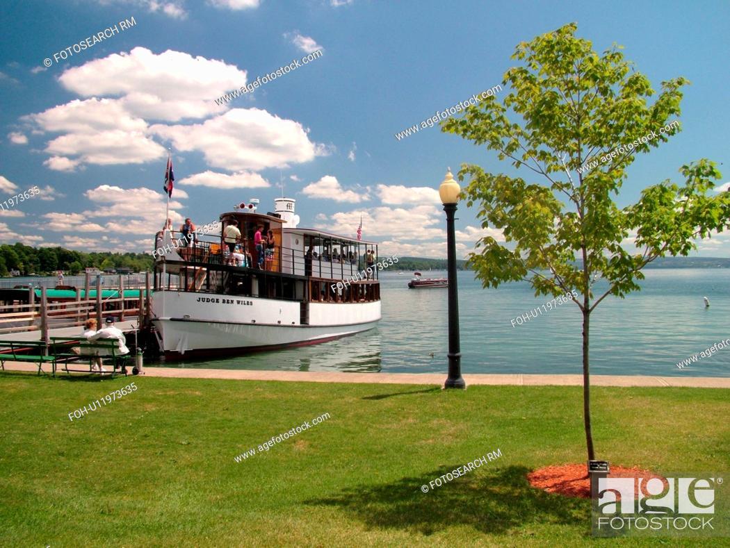 Skaneateles Ny New York Finger Lakes Region Skaneateles Lake