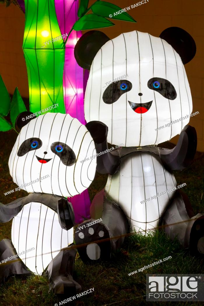 Stock Photo: Chinese Lantern Festival to celebrate the Chinese New Year.