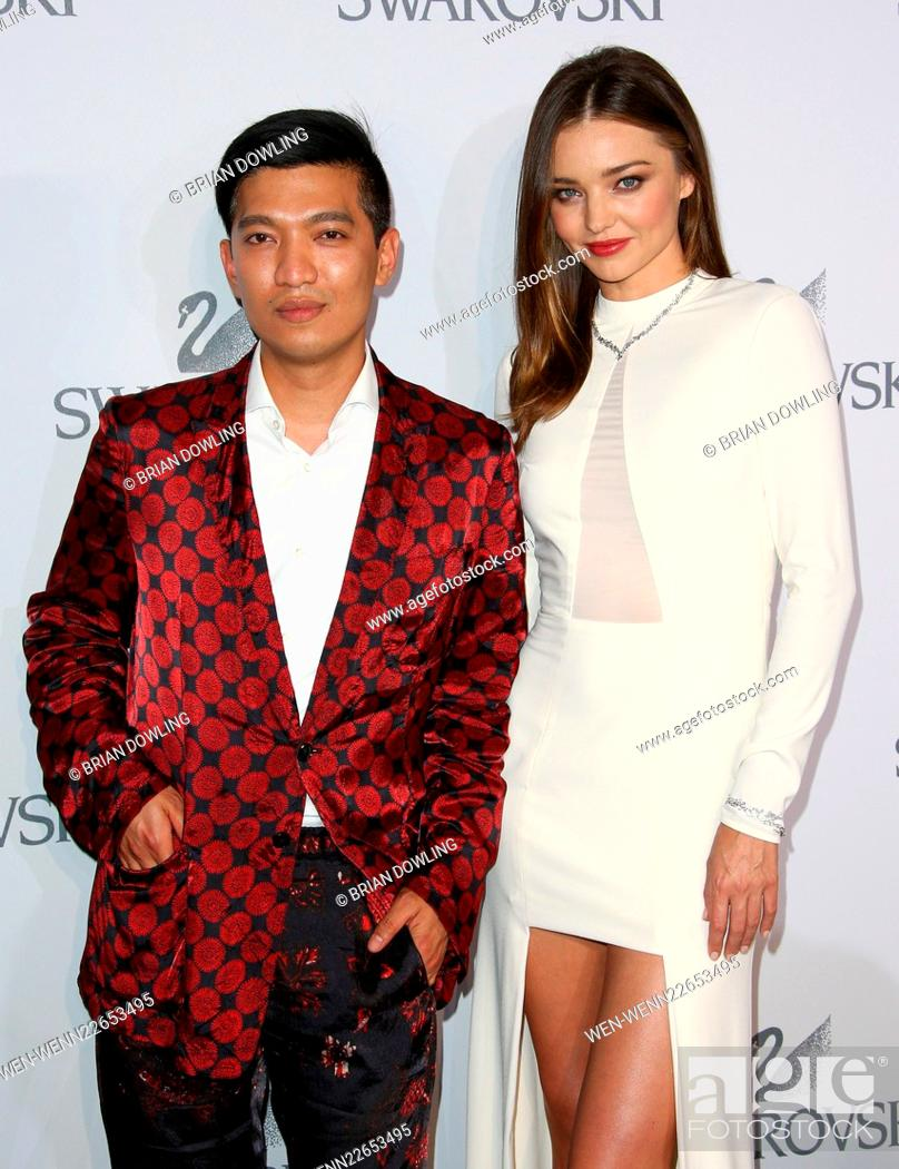 Trampas Conciso Avispón  The Swarovski Exclusive Collection by Miranda Kerr launch event at Swarovski  Crystal Worlds, Stock Photo, Picture And Rights Managed Image. Pic.  WEN-WENN22653495   agefotostock