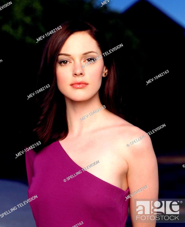 Charmed Rose Mcgowan As Paige Matthews Stock Photo Picture And