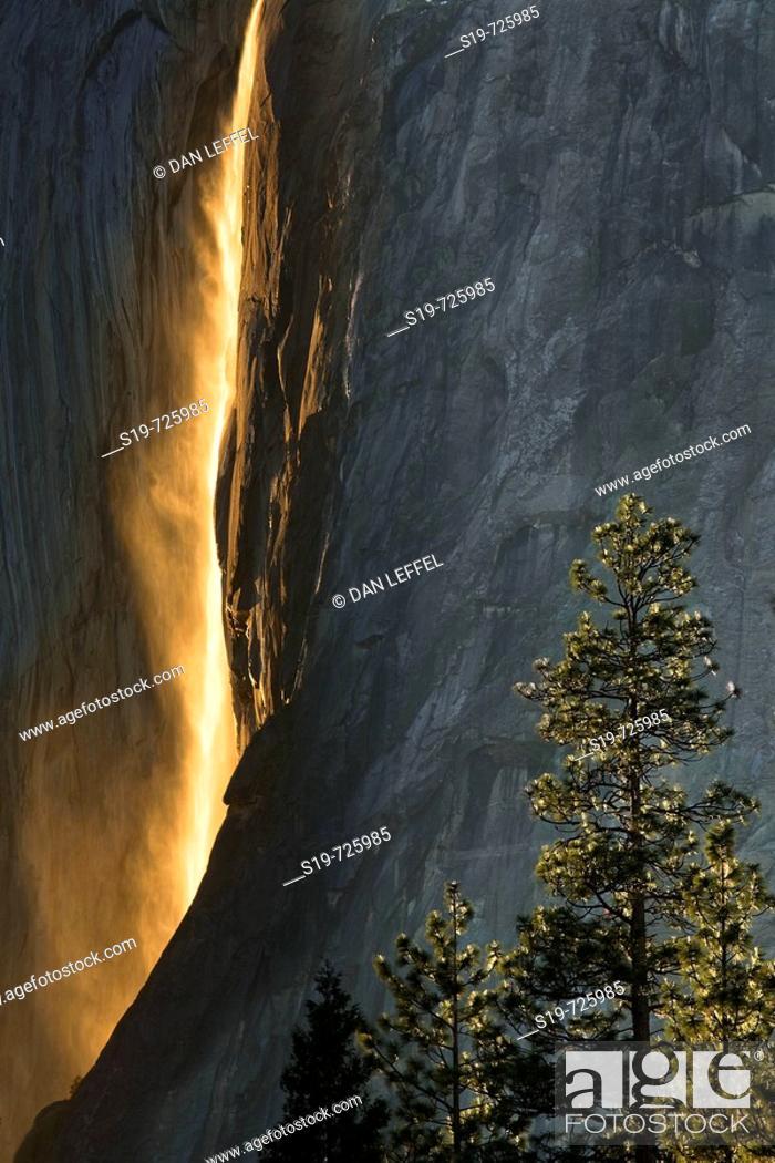 Stock Photo: Yosemite National Park, California, USA,.